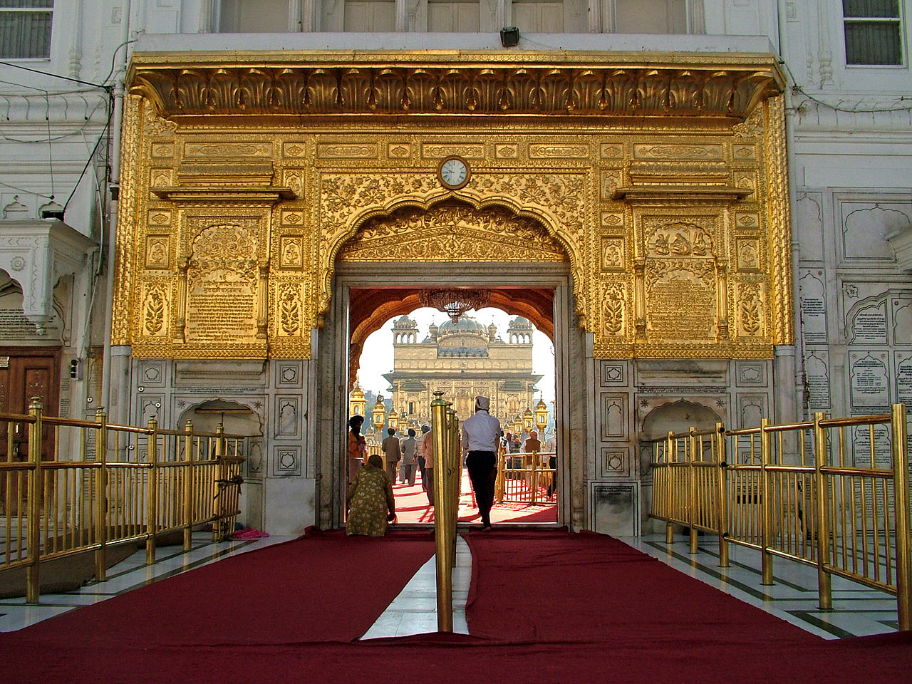 Image result for darshani deori darbar sahib