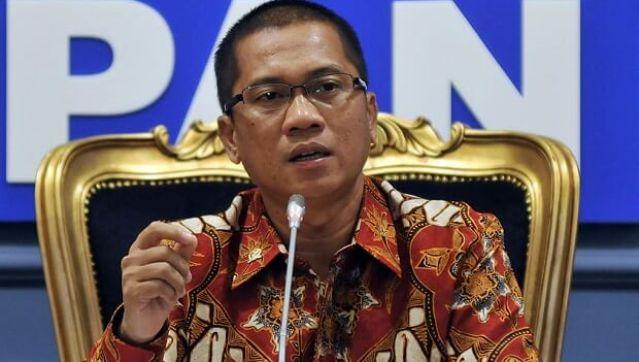 Seperti Ahok, PAN: Kemungkinan Besar Jokowi Kalah di Pilpres 2019