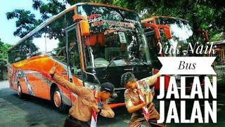 Sewa Bus Di BSD