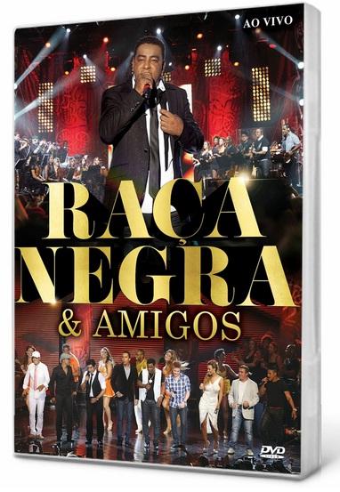 Baixar DVD Raça Negra & Amigos DVDRip XviD (2012)