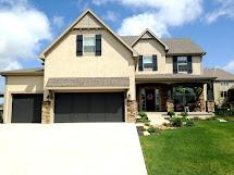 Beige House Colors Exterior