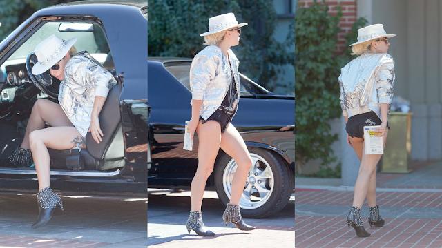 FOTOS HQ Lady Gaga en Westlake Village, California.