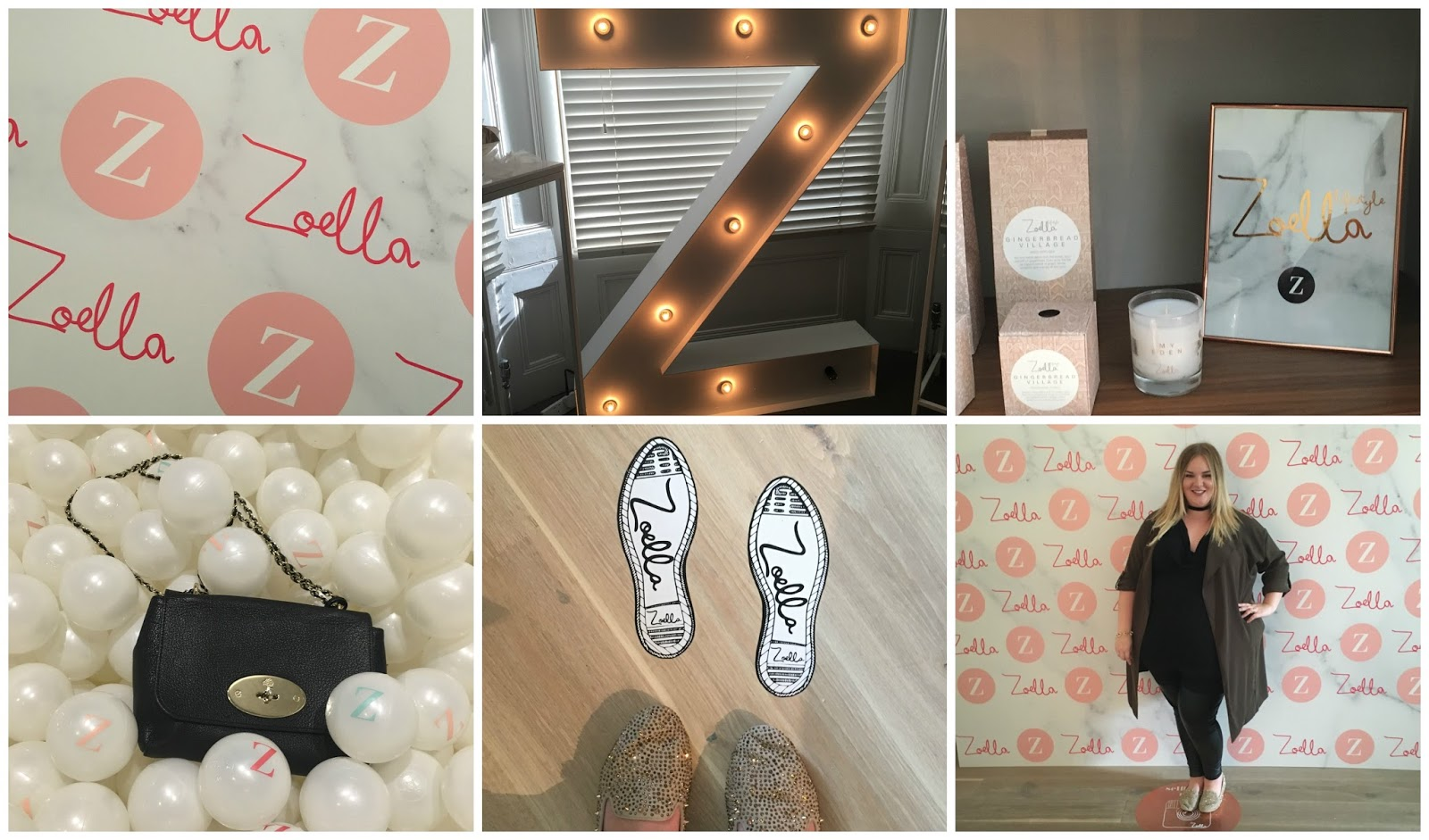 Zoella Apartment Image