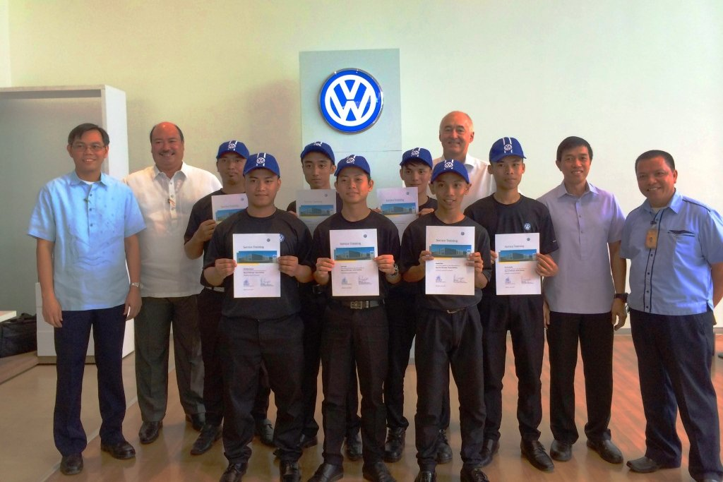 Volkswagen Technican Apprentice Program
