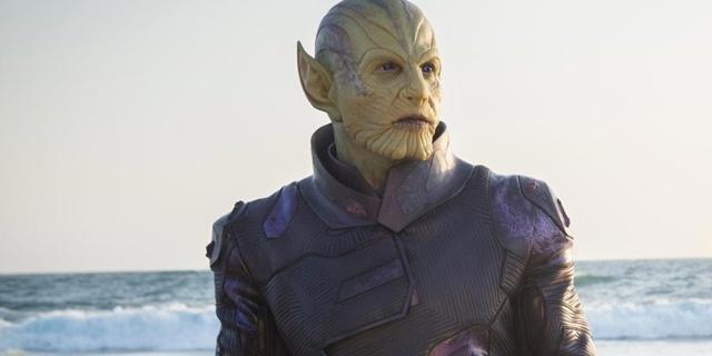 Captain Marvel: primer vistazo a los Skrulls