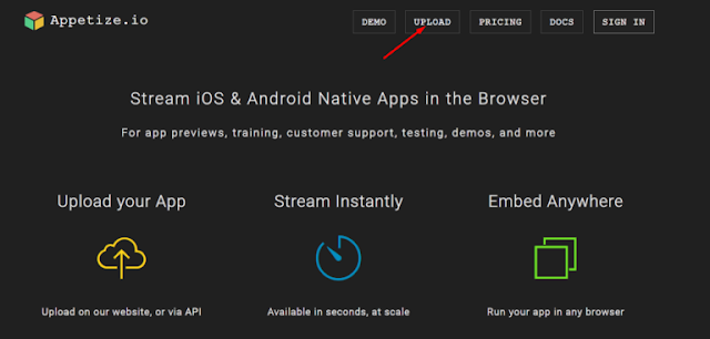 تشغيل تطبيقات الآندرويد و الآيفون على المتصفح  | بدون برامج او اضافات