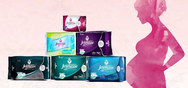 All-Around Pinay Mama, SJ Valdez, Jeunesse Anion Sanitary Pads, Best Sanitary Pads and Liners Philippines, Eight Pregnancy and Childbirth Tips from Real Mom and Childbirth Educator Thammie Sy
