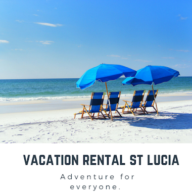 Vacation Rental St Lucia Logo