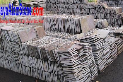 Daftar Harga Batu Alam Terlengkap Dengan Contoh Gambarnya