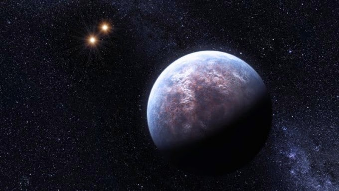 Ekstrasolar Planet, Exoplanet