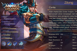 Skill Hero Zilong Mobile Legends, Cara Menggunakan, Kelebihan Kekurangannya