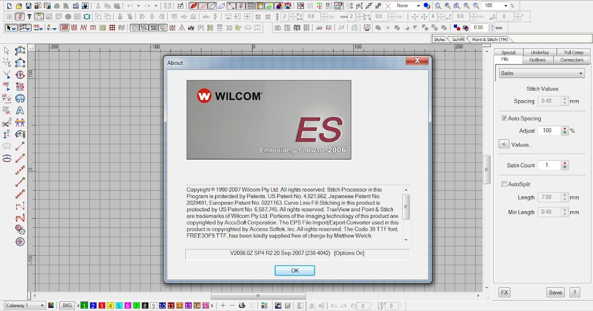 WILCOM EXPERT TIPS TRICK : ALL IN ONE CRACKS FOR WILCOM 2006