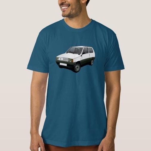 Fiat Panda 45 mk1  t-shirt
