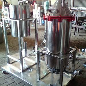 Alat Destilasi Uap Minyak Minyak Atsiri 8