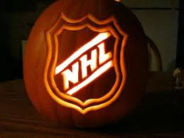 All NHL Teams Carved In Pumpkins Anaheim Ducks Boston Bruins