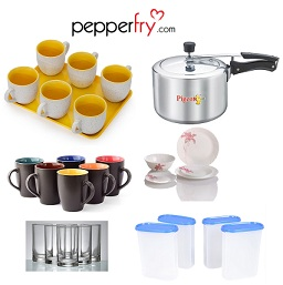 Flat 30% Cashback on all Orders @ Pepperfry via Paytm Wallet (Valid till 22nd Jan'16)