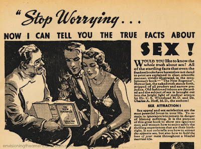 The New Eugenics - Stop Worrying - Now I can tell you the true facts about sex