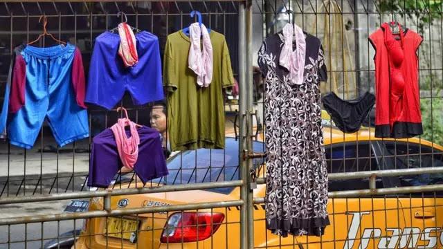 7 Cara Kreatif Orang Indonesia Jemur Baju
