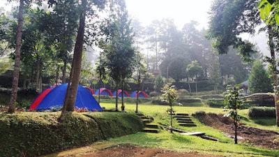 d'jungle private camp bogor