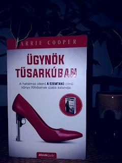 Carrie Cooper - ugynok tusarkuban