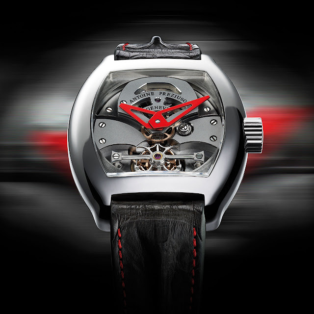 Antoine Preziuso  GTS Grand Tourbillon Sport Watch
