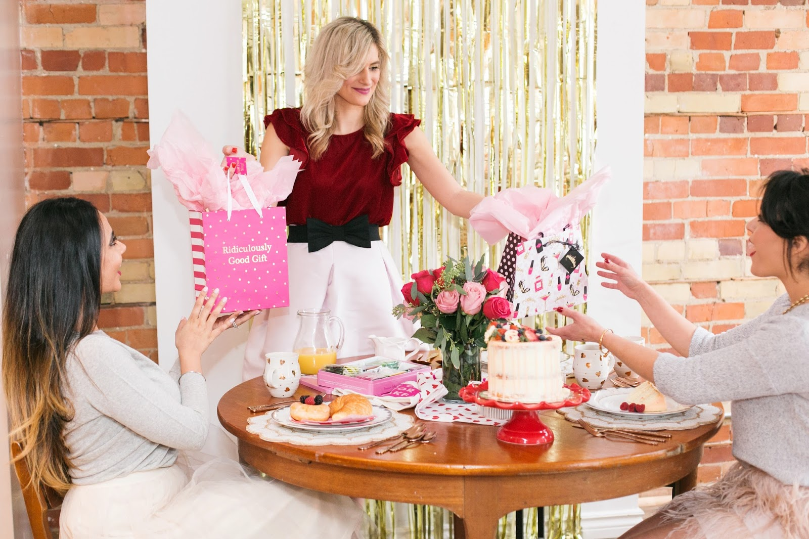Bijuleni - How to Host The Perfect Galentine's Day Brunch, Homesense