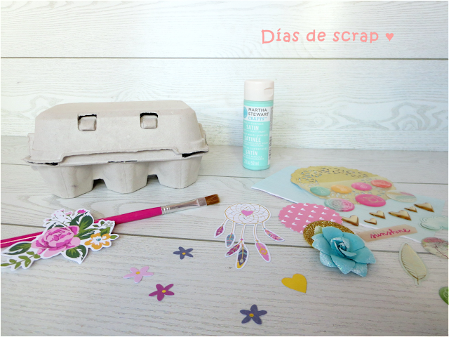 scrap diy blogirls magazine revista hueveras