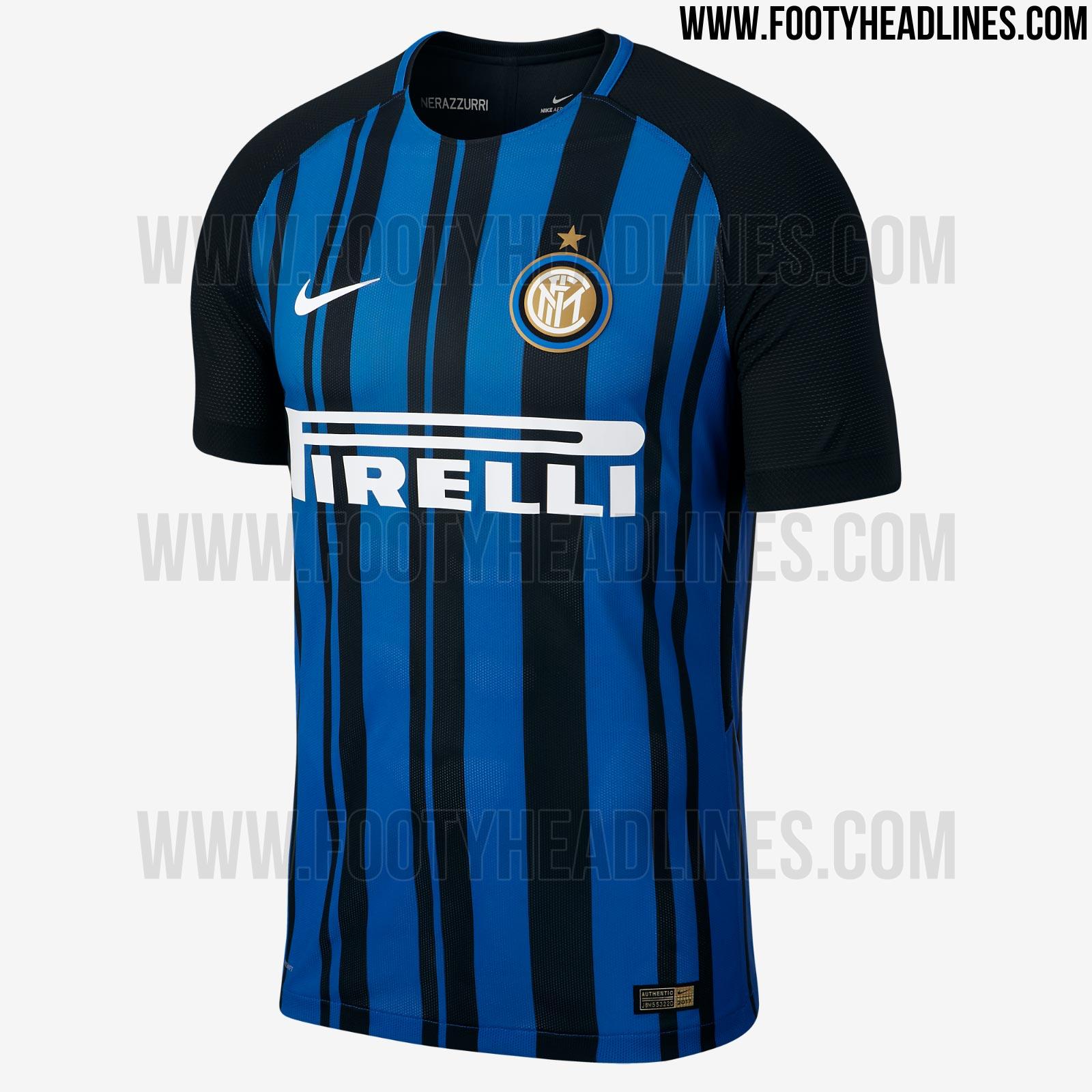 Maillot Domicile Inter Milan nouveau