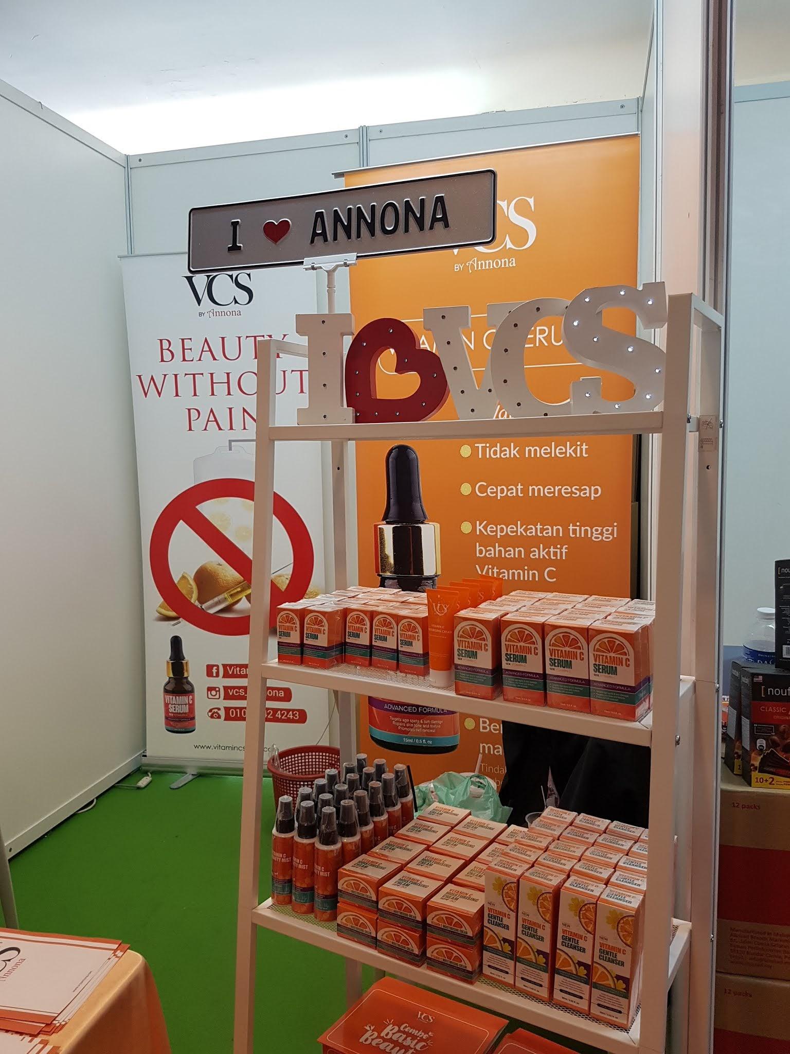 Vitamin C Serum Annona