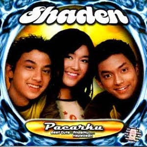 Download Shaden - Pacarku (2002) | Full Album -Mediafire