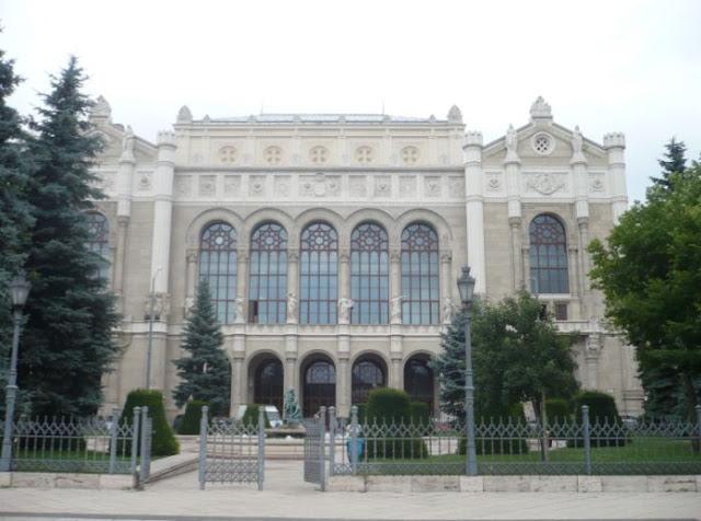 Sala da concerti Vigadò