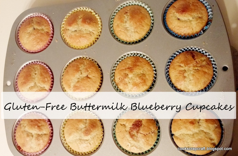 Substituting Cake Flour For All Purpose Flour In Cupcakes