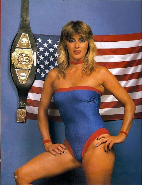 Wrestling Females 22