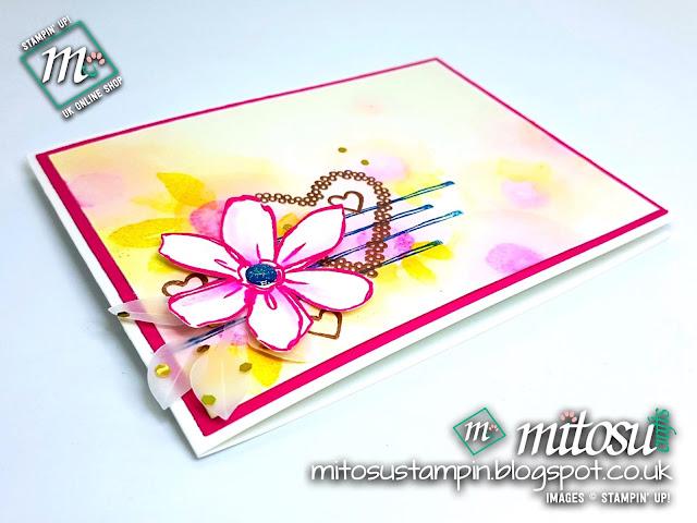 Stampin' Up! Garden In Bloom SU Card Ideas order craft products from Mitosu Crafts UK Online Shop