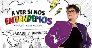 POS 1 A VER SI NOS ENTENDEMOS | Teatro CASA E