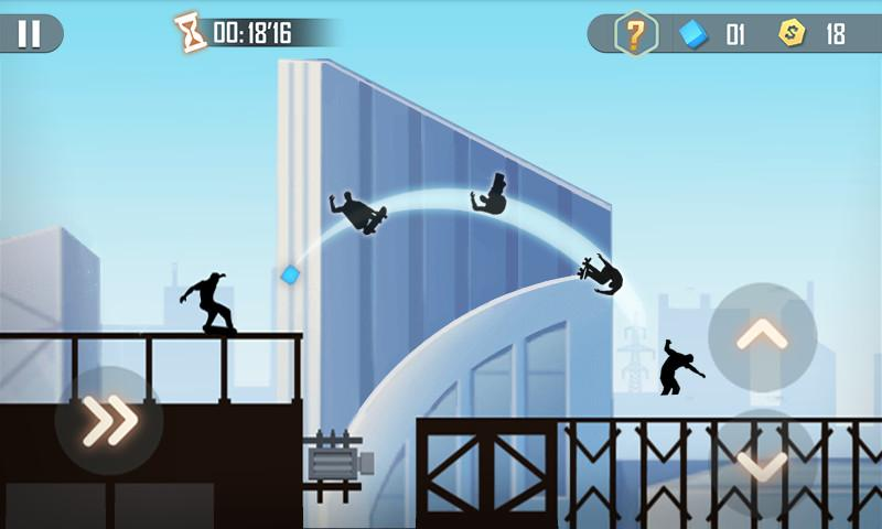 Download Shadow Skate MOD APK Terbaru