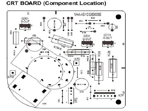 Main Board Ctv Schematic Diagram Circuit Diagram Main Board Crt Board