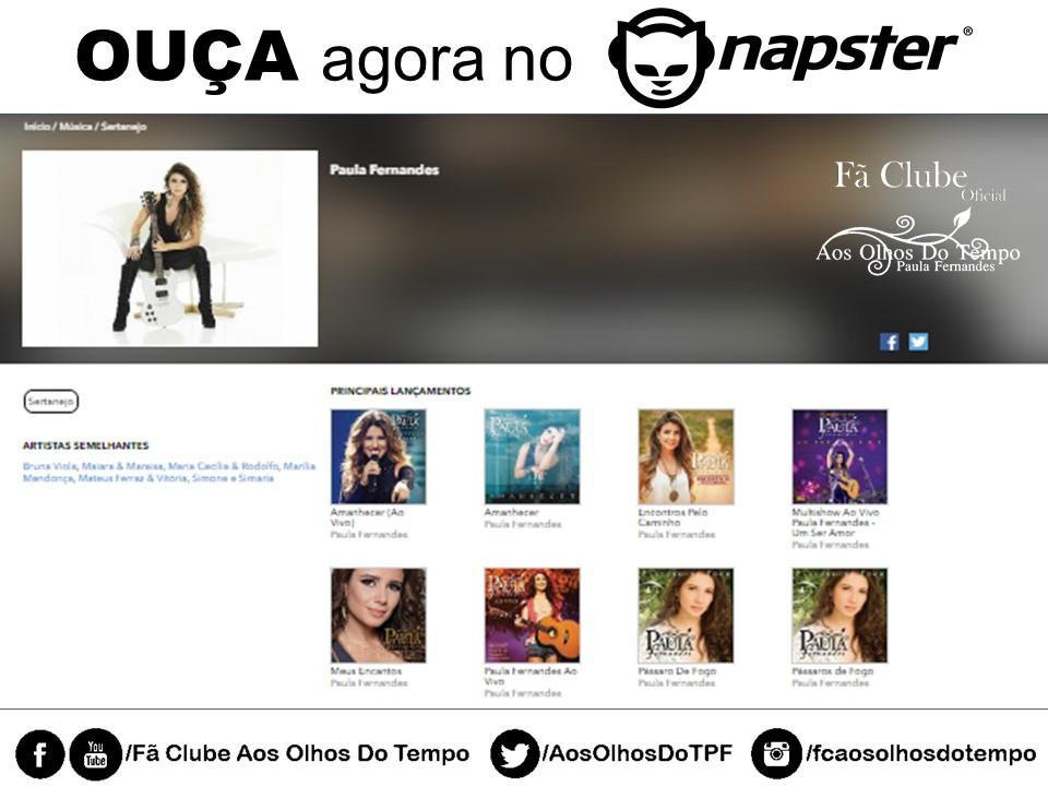 86b375c0aaf29 Fã Clube Oficial Aos Olhos Do Tempo - Paula Fernandes  Juliana Paes ...