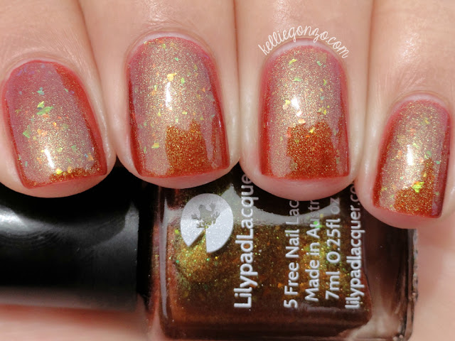 Lilypad Lacquer Love Me Or Leave Me