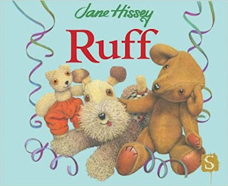 Ruff by Jane Hissey Old Bear Book Collection.Autistic Mum Life. Children's Book Review Feature.