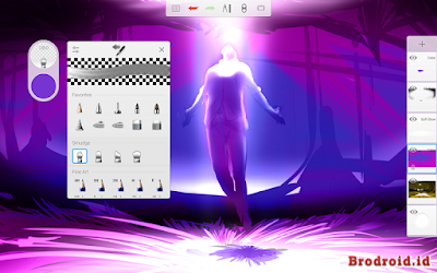 Download Autodesk SketchBook Pro v3.7.2 APK Terbaru Full