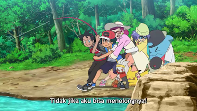 Pocket Monsters (2019) Episode 24 Subtitle Indonesia