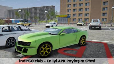 madout carparking apk