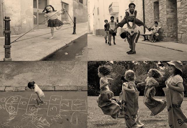 Resultado de imagen de los juegos de nuestros abuelos cuando eran niños
