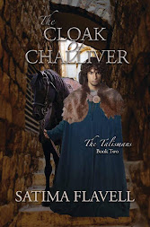 The Cloak of Challiver, Book two of The Talismans