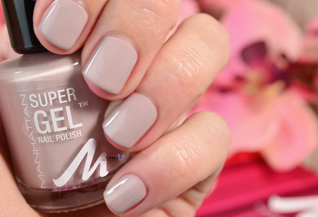 Manhattan Super Gel Nagellack Time For Taupe