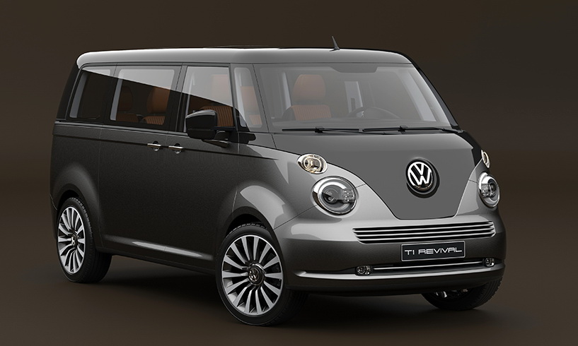 Vw t1 microbus revival concept envisioned on t6 platform carscoops photo gallery thecheapjerseys Choice Image