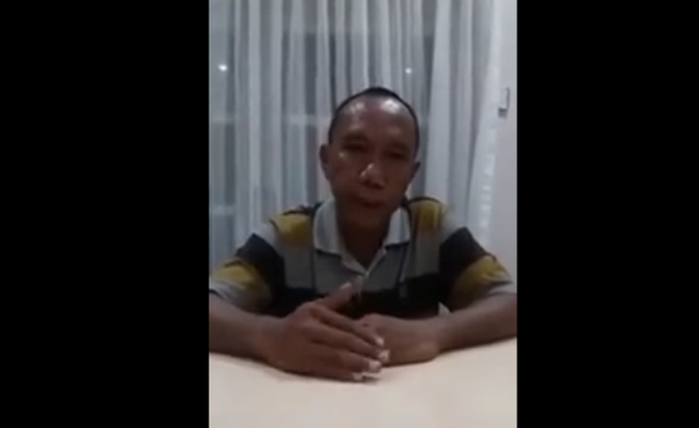 Banyak Dikecam Netizen, Iwan Bopeng Akhirnya Minta Maaf ke Tentara