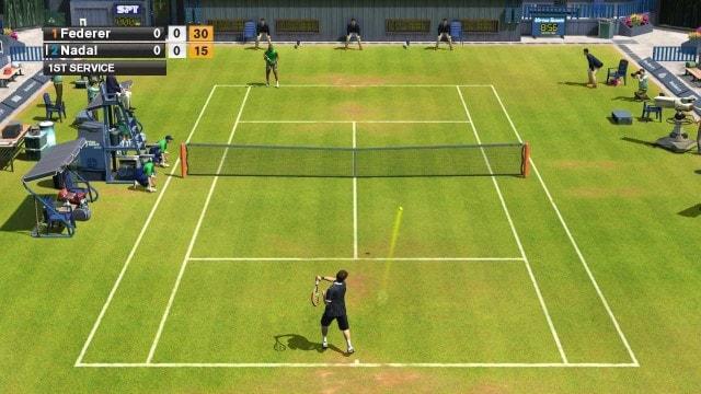 Virtua Tennis Challenge, Dreamcast Sega Forever