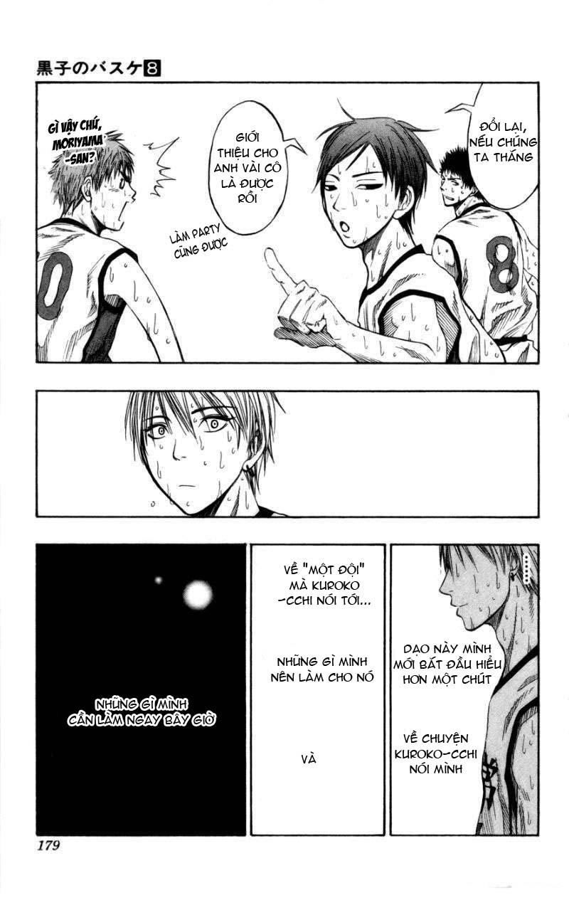 Kuroko No Basket chap 069 trang 13